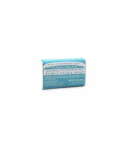Baby Mild Bar Soap (Organic Baby Mild Soap Bar - 140g)