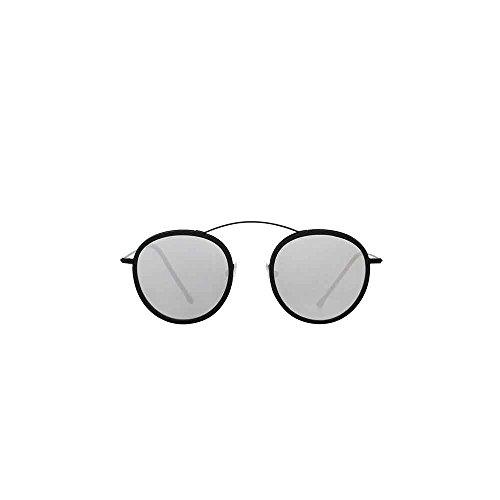 Spektre Met-ro 2 Flat Sonnenbrille Männer Frauen hoher Schutz spiegel Made in Italy