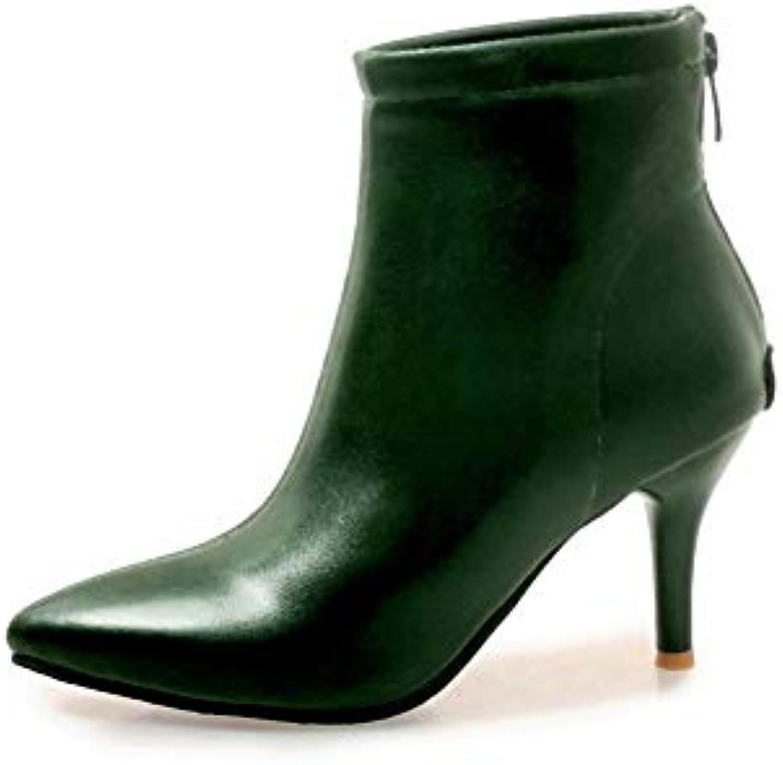 AN DKU02083, Sandali con Zeppa Donna, verde (Darkverde), 35 | Premio pazzesco, Birmingham  | Scolaro/Ragazze Scarpa