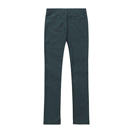 f998c58ac1a4 ... Herren 3-Teilig Slim Fit Anzug Smoking Anzugjacke Hose Weste von Allthemen  Grün