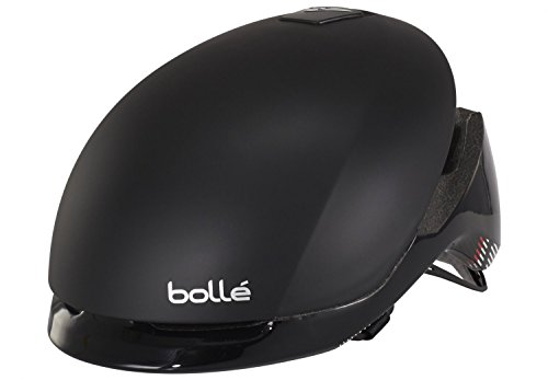 Bollé Messenger Premium Ciclo Cascos, Unisex, Color Black Tartan, tamaño 58-62 cm
