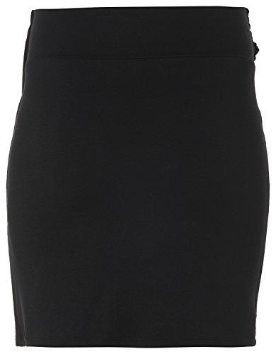 Noppies Damen Umstands Rock Skirt jersey UTB Elsa Schwarz (Charcoal C271)