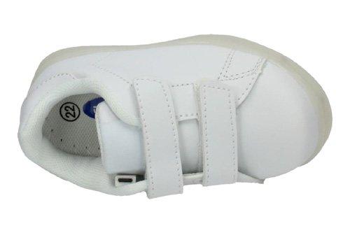 DEMAX , Chaussures spécial sports d'extérieur pour garçon Blanc