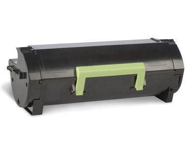 Preisvergleich Produktbild Lexmark 602H Kartusche 10000Seiten schwarz–Tonerkartuschen und Laser (schwarz, Lexmark MX310/410/510/511/611, 1Stück (S), Laser Cartridge, 10000Seiten, Laser)