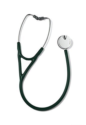 erka Stetoscopio, Classic con tubo (diversi colori), vert foncé, 1