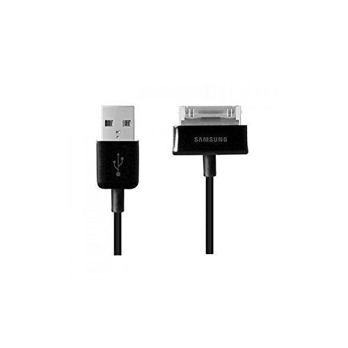 Samsung Kabel Daten und Ladekabel USB Original ECC1DP0UBE Galaxy Tab/Tab 2/Note 10,1/schwarz