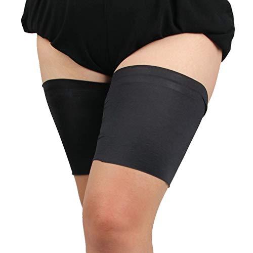 Hongxin fascia elastica dimagrante donna uomo traspirante elastica shaper leg anti sfregamento liscio tasca