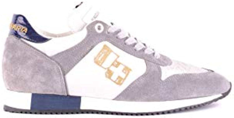 Mr.   Ms. D'Acquasparta scarpe da ginnastica Uomo Uomo Uomo MCBI34892 Camoscio Grigio Superficie facile da pulire sconto Ottima classificazione | vendita all'asta  02a05f