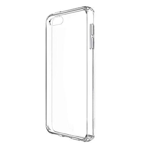 Yocktec Hülle für iPhone 11 (6,1 Zoll), Ultra-dünne Schutzhülle weiche TPU Gel-Abdeckung Handyhülle Silikon Case Cover [Kratzfest] [Stoßdämpfung] für iPhone 2019 Smartphone[ Transparent ]