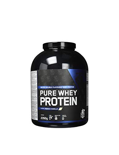 German Forge Pure Whey Protein- French Vanilla, 2350 g