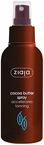 Ziaja - Espray de bronceado de manteca de cacao, 100ml