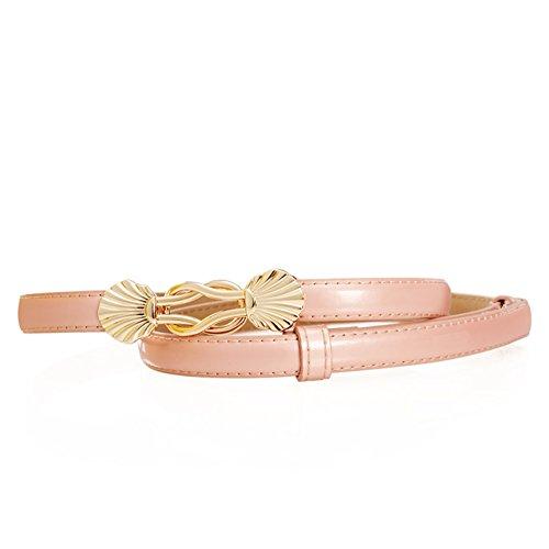 Weibliche dekorative fine belt/weibliche koreanische version des hundert-lap-gürtels/stylish lady's fine belt-B 105cm(41inch) (Koreanische Tracht Weiblich)