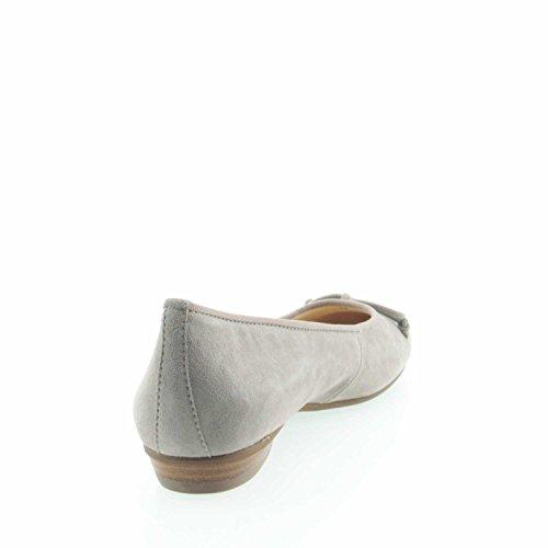 Paul Green Pumps , Farbe: grau Grau