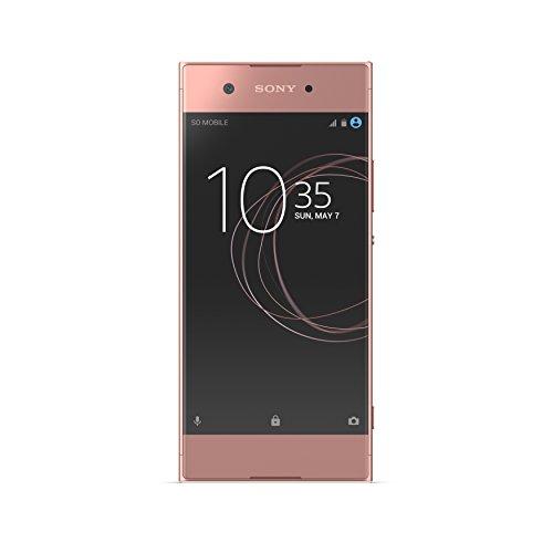 sony xperia xa1 smartphone, memoria interna da 32 gb, rosa [italia]
