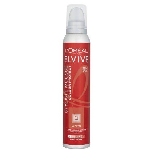 L'Oréal Paris Elvive Styliste mousse Couleur protéger 200 ml