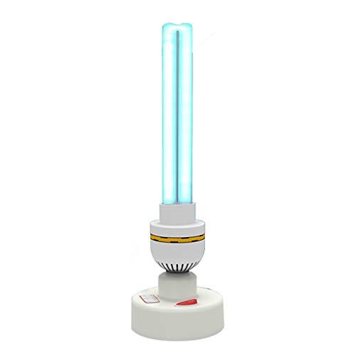 Uv-Sterilisationslampe 220V TöTet Bakterien, Viren, Schimmel Mit Fernbedienung FüR Zuhause, KüChe, Schlafzimmer, Badezimmer -