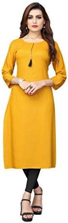 Delisa Women Dress Printed Kurti for Women Formal & Party Wear 1