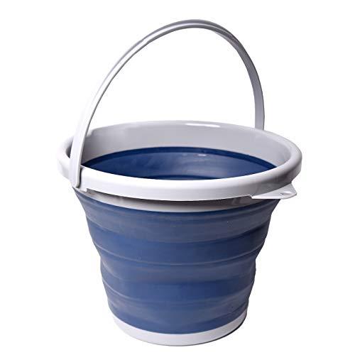 SHD Cubo de Agua Plegable 10 l