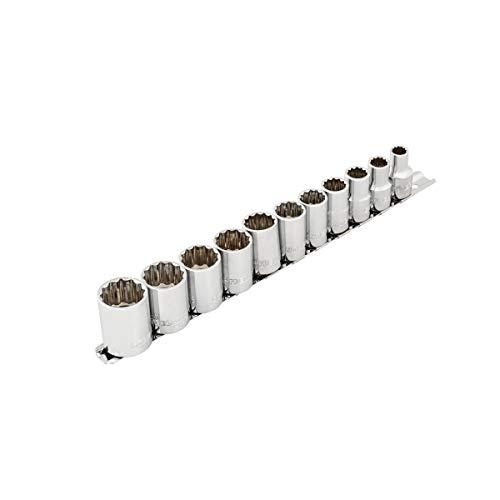 Breaker Lug Kit (STEELMAN 42139 1/2-Inch Drive 12-Point Standard (SAE) Socket Set, 11-Piece)
