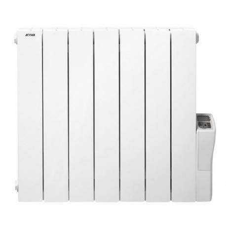 Radiateur à Fluides Caloporteurs Acova Atoll TAX LCD 2000 W - Blanc