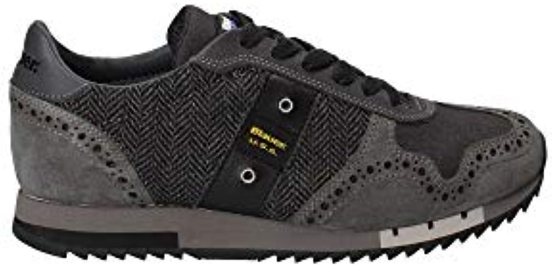 Mr.   Ms. bluer scarpe da ginnastica Uomo quincy02 Navy Regalo ideale per tutte le occasioni Lascia che i nostri beni vadano al mondo Coloreee molto buono | Prima il cliente  | Scolaro/Ragazze Scarpa
