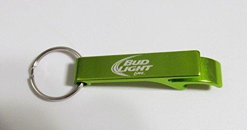 bud-light-lime-green-metal-225-bottle-opener-keychain-keyring