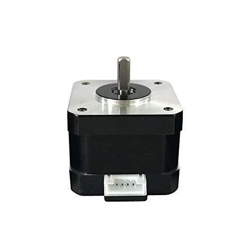 Nadalan 42 Schrittmotor / 1.3A 0.25nm / 42BYGH34 / 12V / Laser Graviermaschine / 3D Drucker/Zubehör