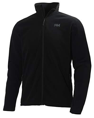 mejor baratas diseño popular colores delicados Helly Hansen Daybreaker - Chaqueta, Hombre, Negro (Black), talla del  fabricante: L