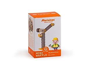 Marioinex 902585 Mini Waffle Builder, tamaño Mediano, Multicolor