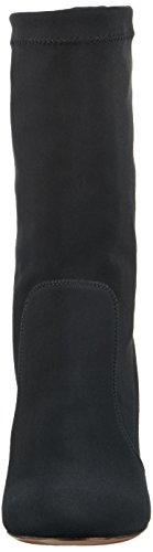 Oxitaly - Roxy 238c, Stivali a metà polpaccio con imbottitura leggera Donna Nero (Nero (Nero))
