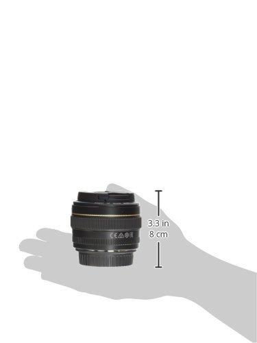 Bild 2: Canon Objektiv EF 50mm F1.4 USM Lens für EOS (Festbrennweite, 58mm Filtergewinde, AF-Motor) schwarz