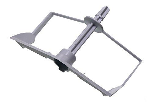 Fügel, Mischer CP9127 kompatibel mit Philips HR2304 Delizia Eismaschine