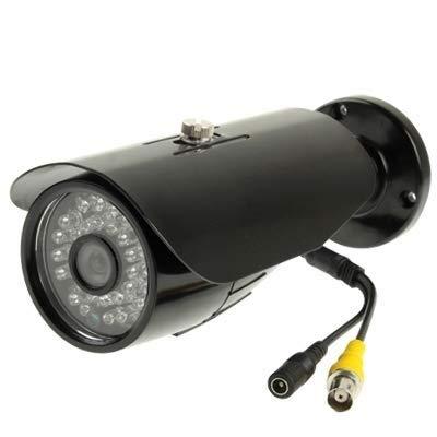 Sony Color-video-kamera (Zichen CZ HD-Überwachungskameras Verwenden Sie 1/3 650TVL Digital Color Video CCTV wasserdichte Überwachungskamera, IR-Abstand: 30 m Außenüberwachungskameras)