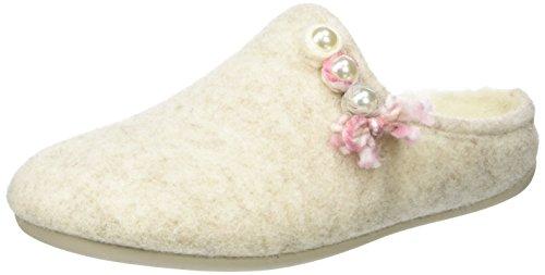 Florett - Becky, Pantofole Donna Naturale