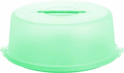Emsa BASIC Cloche alimentaire, protection transport des aliments, 33 cm, vert menthe