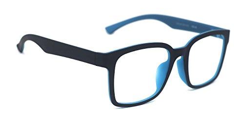 Tijn Reader Optische Gläser Rahmen Nerd Brillen Ohne Sehstärke