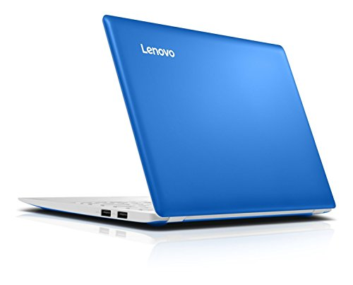 Lenovo Ideapad 100S 11.6-Inch HD Laptop (Blue) - (Intel Atom Z3735, 2 GB RAM, 32 GB HDD, Intel HD Graphics Card, Windows 10)