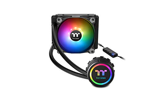Thermaltake Water 3.0 120 ARGB Sync AIO Liquid Cooling Kit (Liquid-cooling-kit)
