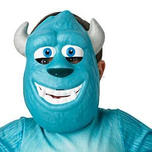 Kostüm Zubehör Sulley Maske (Sulley Erwachsene Kostüme)