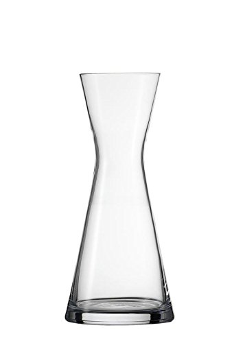 Schott Zwiesel Pure Karaffe, Glas, transparent 11 x 11 x 27 cm