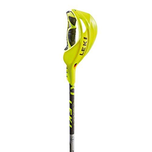 Leki Trigger S - Protectores de manos para palos de esquí, color verde