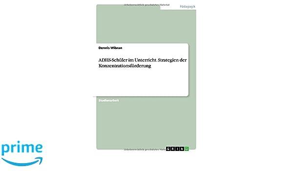 Adhs im unterricht hausarbeit aufsatz deutsch aufbau