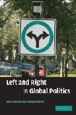 Left and Right in Global Politics Paperback: 0