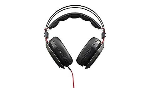 Cooler Master SGH-4700-KKTA2 MasterPulse over-ear V2 mit Bass FX Gaming Kopfhörer