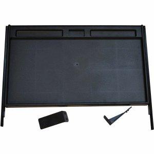 FKV Tastaturschublade ausziehbar schwarz
