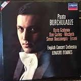 Mussorgsky, Verdi : Arias