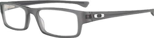 Oakley Rx Eyewear Für Mann Ox1066 Servo Satin Smoke Kunststoffgestell Brillen, 53mm