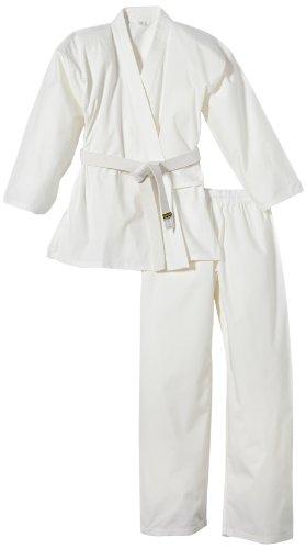 KWON Karategui Karateanzug Renshu, weiß, 170, 551001170