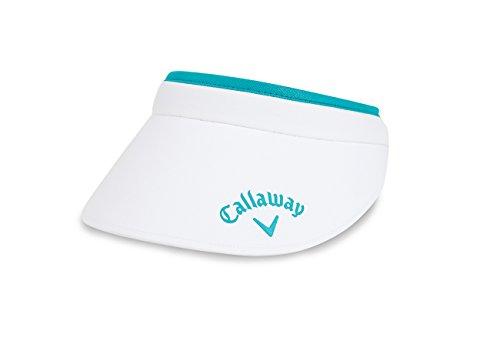 Callaway CG HW–Visière de Golf pour femme, taille unique, blanc