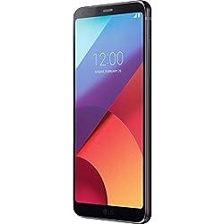 LG G6 Smartphone débloqué 4G (Ecran : 5,7 pouces - 32 Go - 4 Go RAM - Simple Nano-SIM - Android Nougat 7.0) Noir (Import Allemagne)